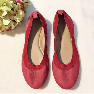 Banana Republic Leather Abby Ballet Flats